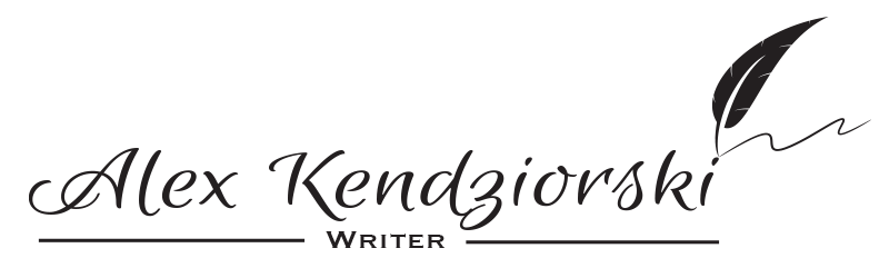Alex Kendziorski | Author